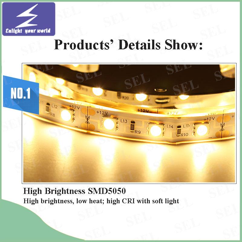 Hot Sale Low Voltage 12V LED Strip Light
