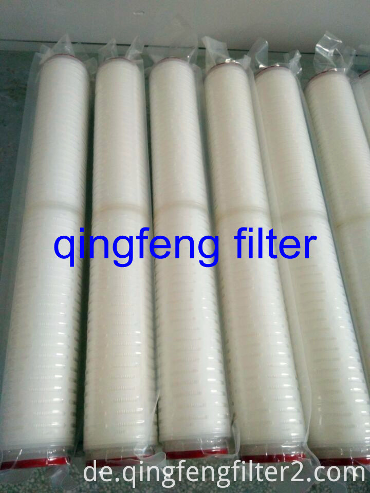 PES Absolute Bacterial Retention Filter Cartridge