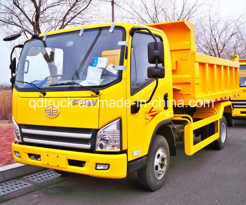 FAW 3-5 Tons Mini Dumper