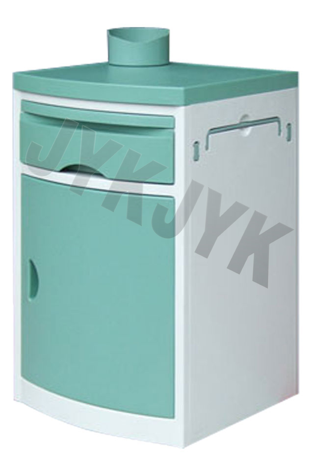 Medical Stainless Steel Bedside Cabinet Jyk-D08