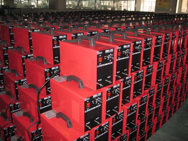 Inverter Arc Welding Machines Mosfet DC Welder MMA-140m/160m/200m/250m