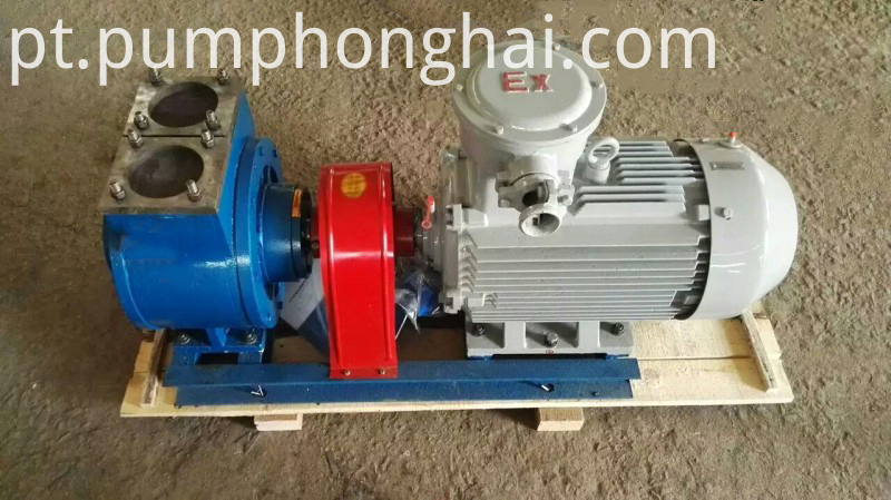 Sliding Vane Oil Fuel Pump