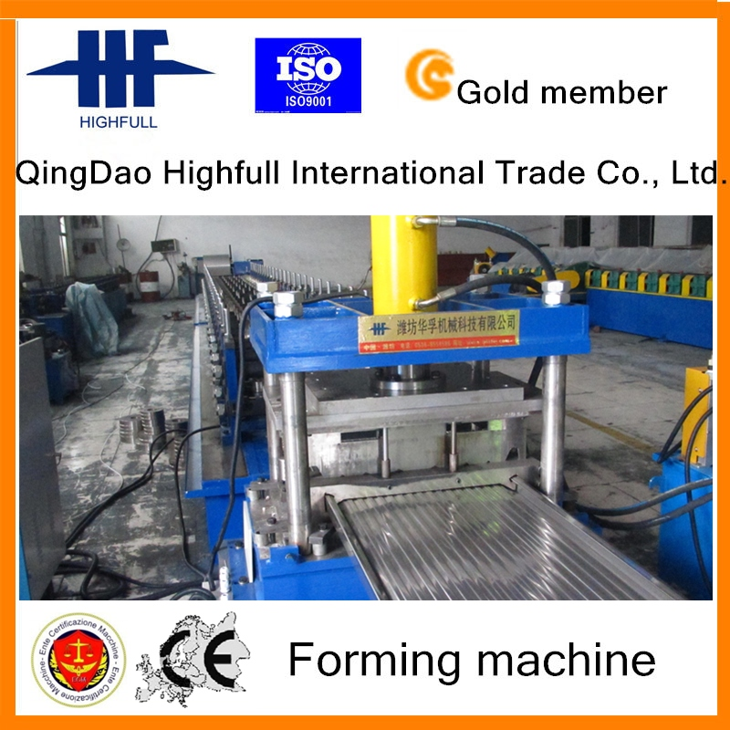 High Efficiency Anode Plate Roll Forming Machine of Environmental