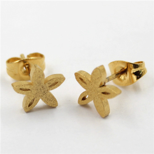 2016 Latest Wholesale Fashion Gold Earring Designs for Women