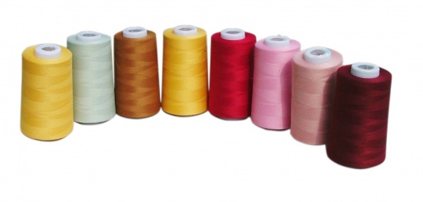 Zuker Sewing Machine Thread 100% Spun Polyester Sewing Thread (ZK40/2)