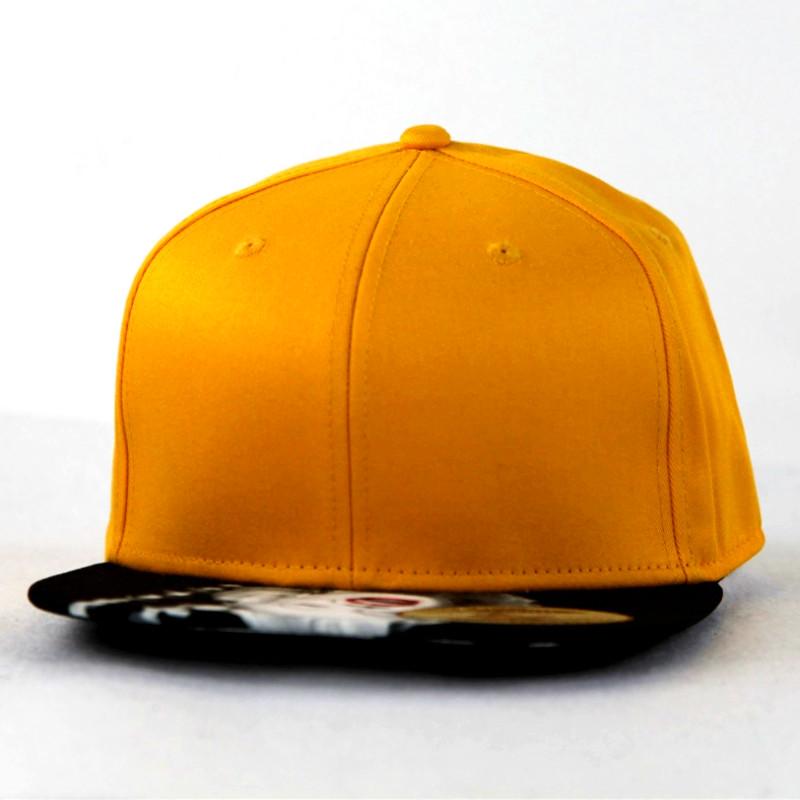 Snapback Sport Hip Hop Flat Visor Caps