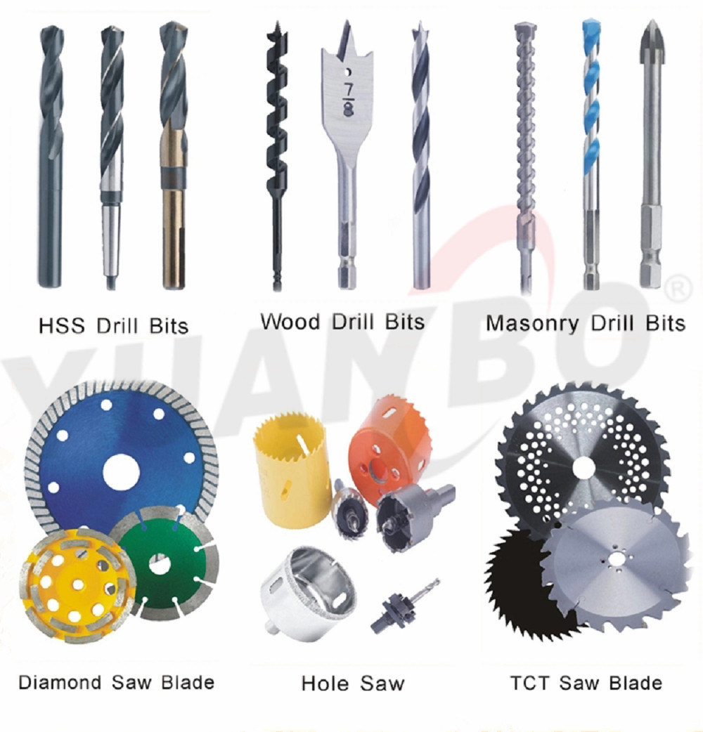 Double Flute SDS Plus Shank Rotary Hammer Drill Bit for Masonry Drilling