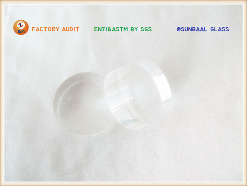 Glass Cylinder/Glass Pillar (S079)