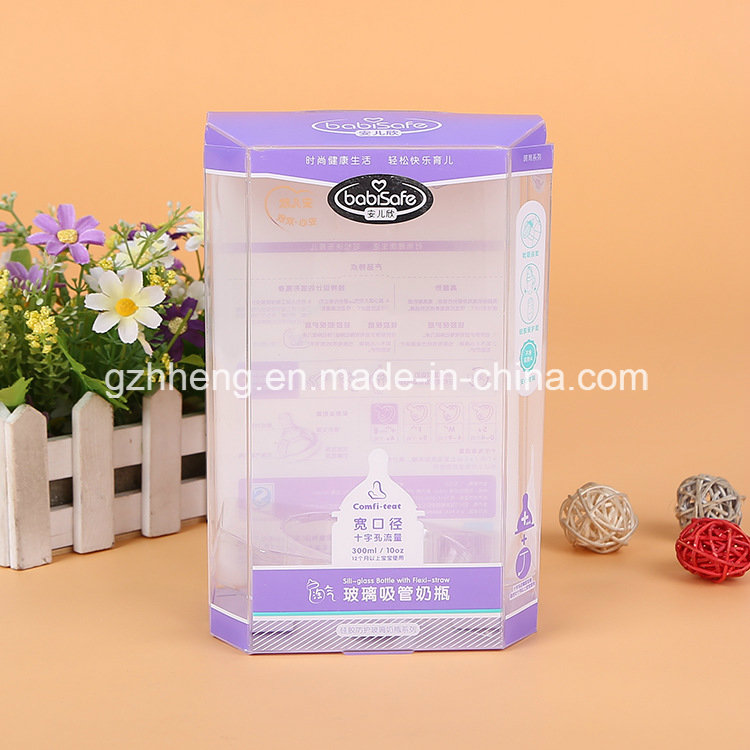 China Manufacturer Eco-Friendly Plastic Boxes for Nursing (PVC box)