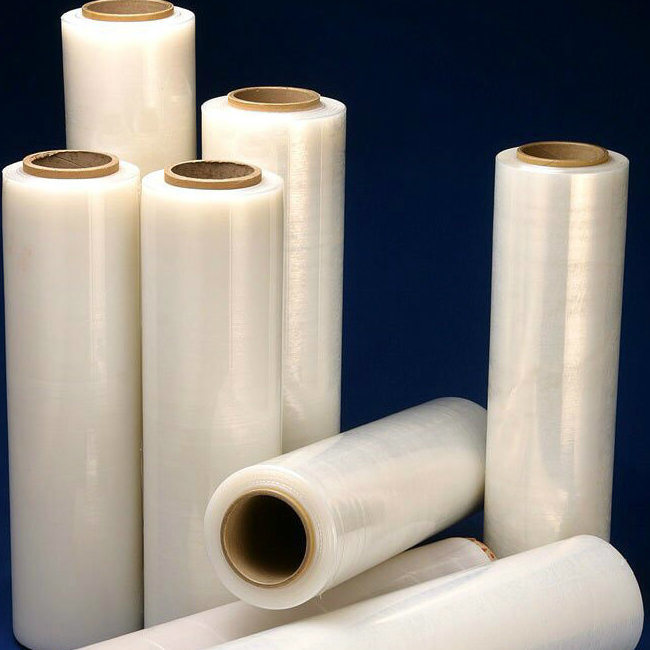 100% New Vergin Hand Stretch Film for Packing