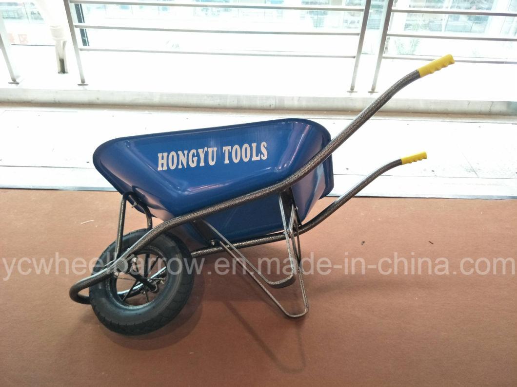 France Model Heavy Duty Construction Wheelbarrow