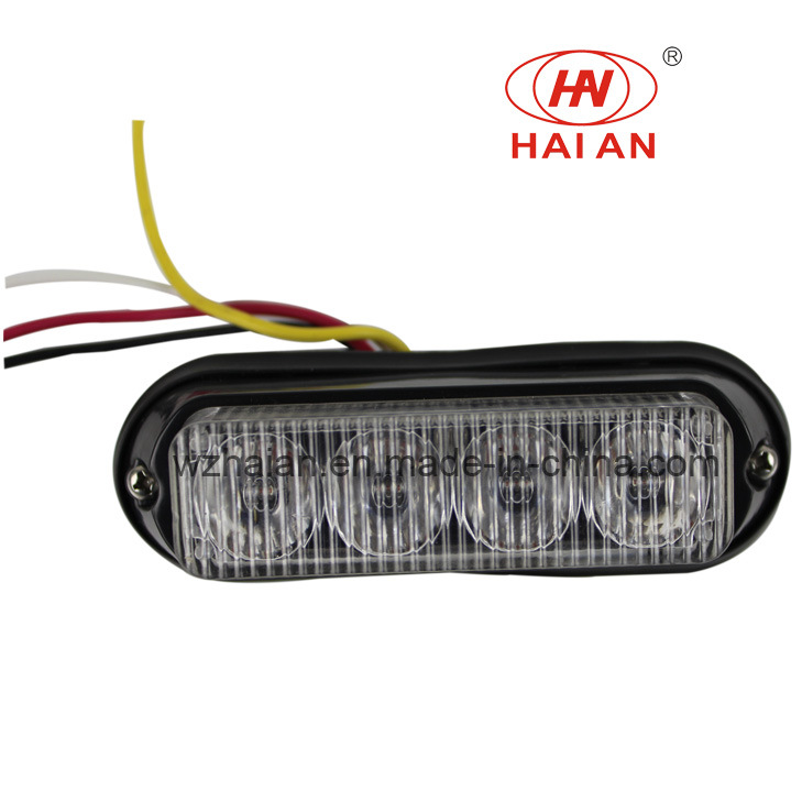Headlights Power Dual-Color LED Dash Deck Flash Lightheads
