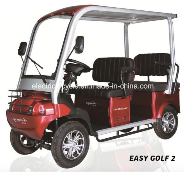 Motorised Golf Car Carts for Sale/Street Legal Electric Vehicle
