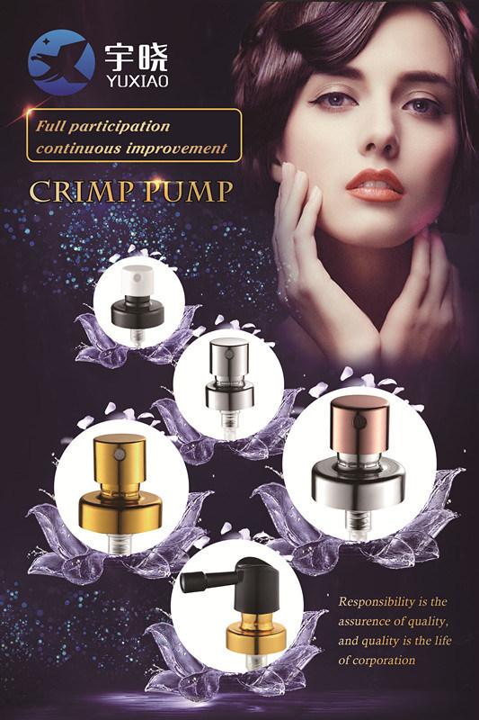 18/400 Alumina Perfume Sprayer Crimp Pump for Liquid (YX-1-B)