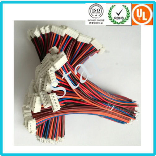 Custom Jst Ehr 2 Pin Electronic Wire Cable Harness