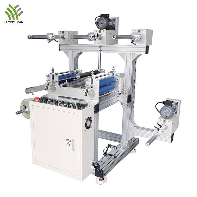Liner laminating machine
