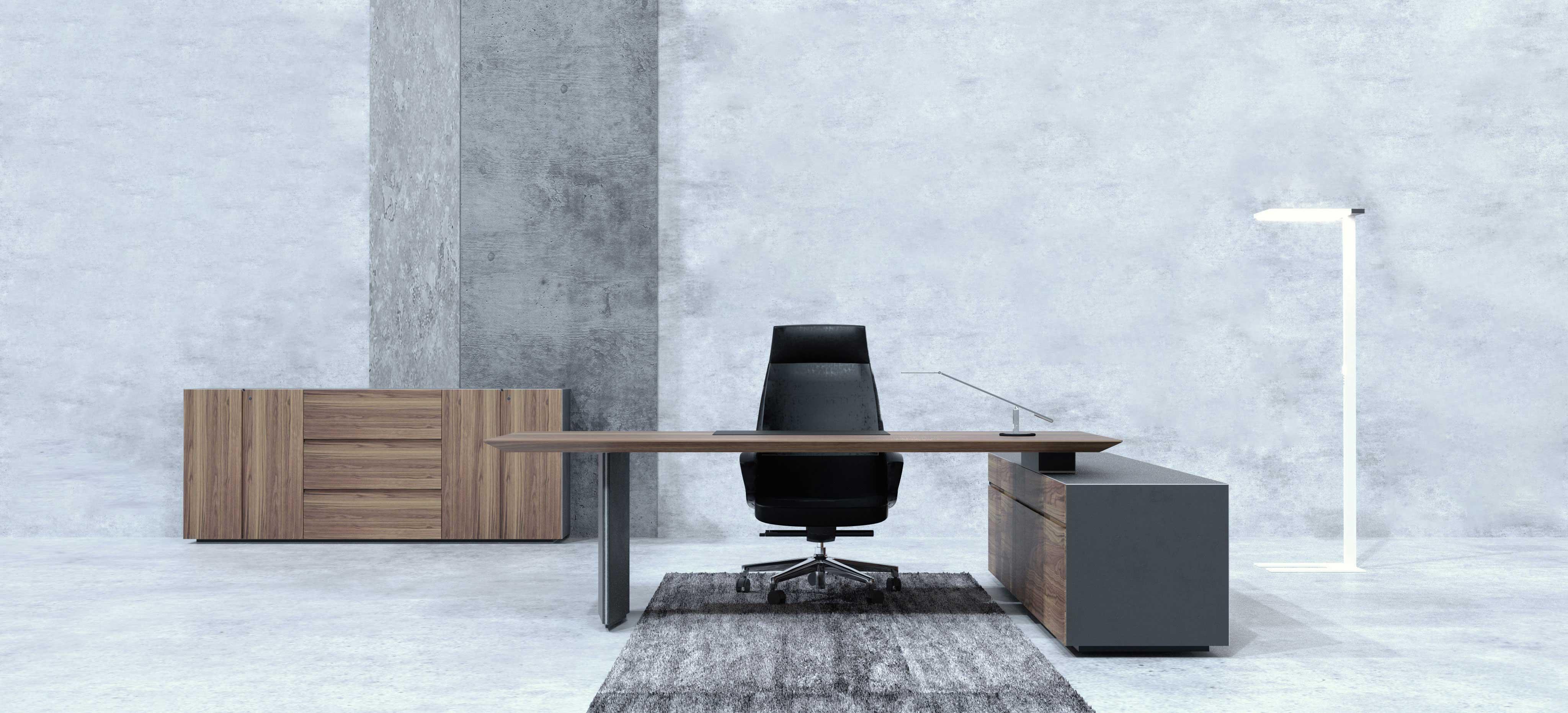 office boss table
