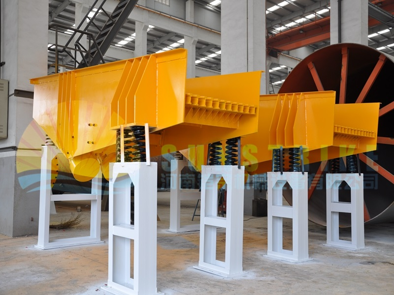 New Mining Feeder, Feeding Machine, Vibrating Feeder