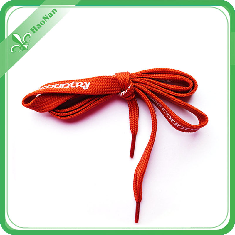 Lowest Price High Quality Colorful Shoelaces for Cloth/Shoes/Accessory