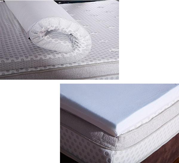 Wal-Mart Designated Mattress 100% Memory Foam