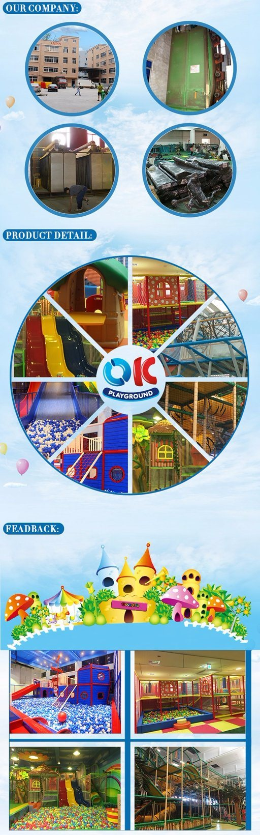 Children Soft Play Indoor Playground Baby Game Play Bed