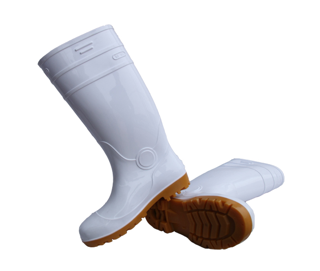 Working Safety PVC Boots, Safety Shoes