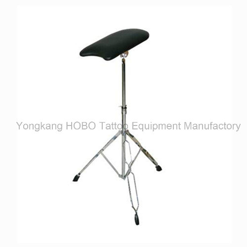 Comfortable Machine Stainless Steel Tattoo Arm Rest for Studio Supplies