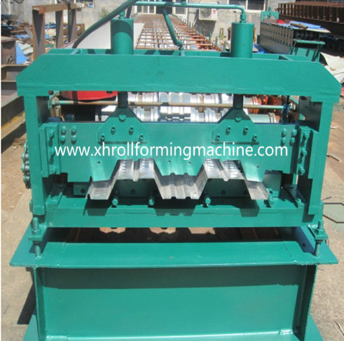 CNC Ibr Deck Panel Roll Forming Machine
