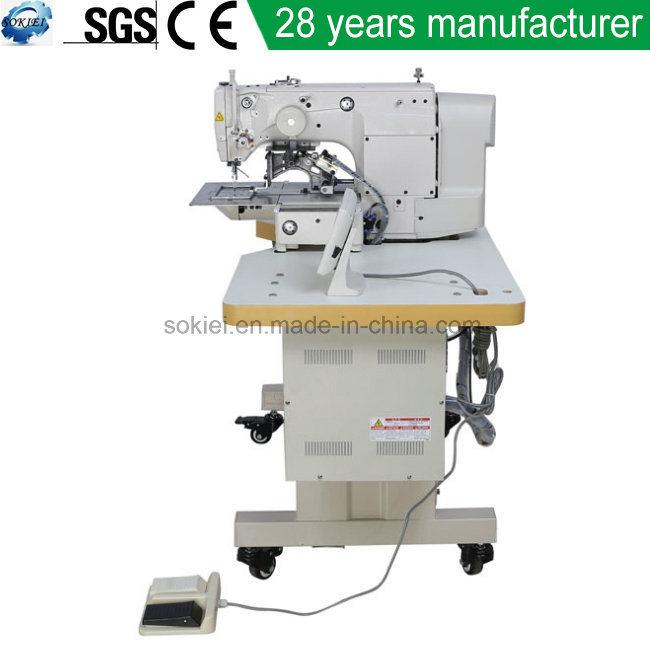 Automatic Heavy Duty Shoemaker Programmable Pattern Sewing Machine 210d