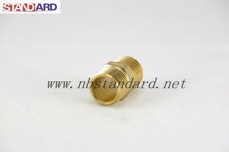 Brass Tee with Female Thread