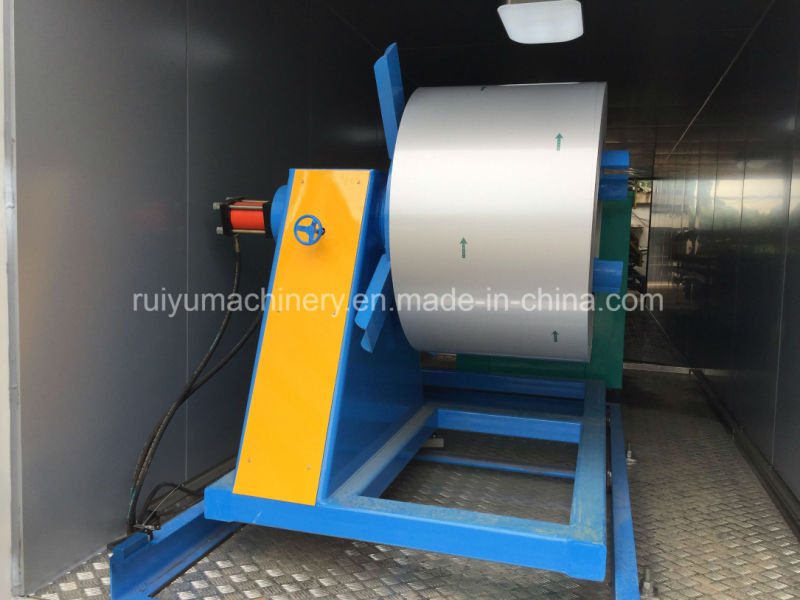 65mm Standing Seam Metal Roof Panel Roll Forming Machine
