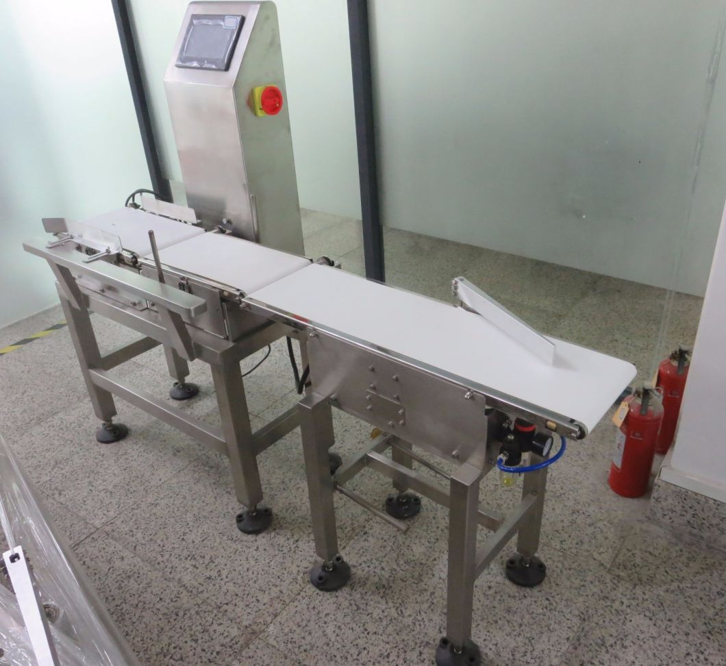 Customized Check Weigher for Food Package