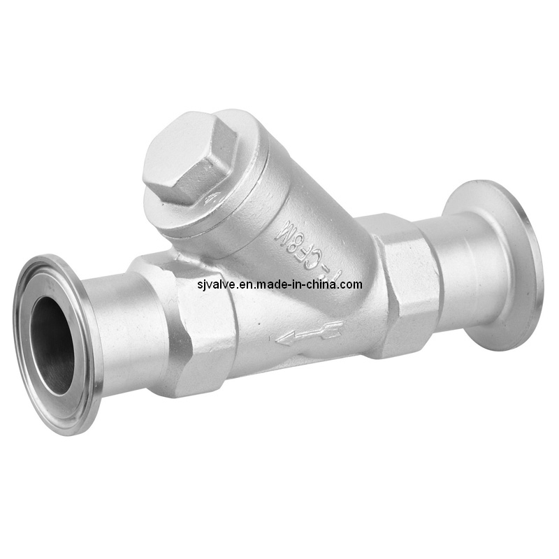 Ce Y-Type Stainless Steel Strainer (Filtro)