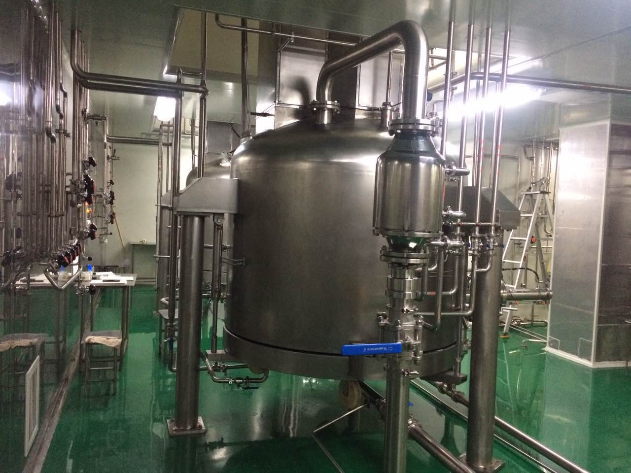Chemical Vacuum Agitated Nutsche Filter Dryer