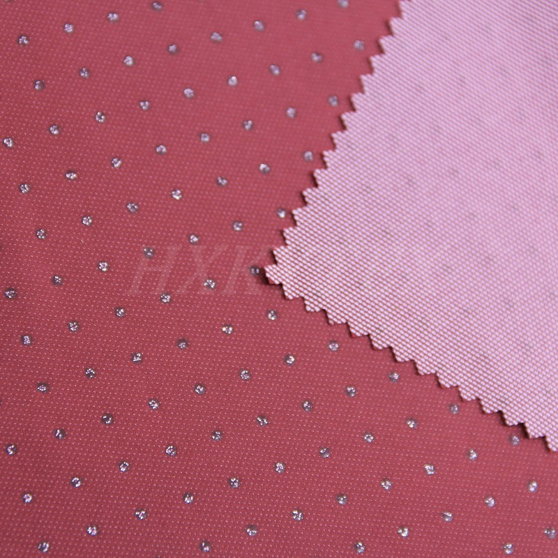 Disu Processing with DOT Cation Polyester Fabric for Fashionable Jacket