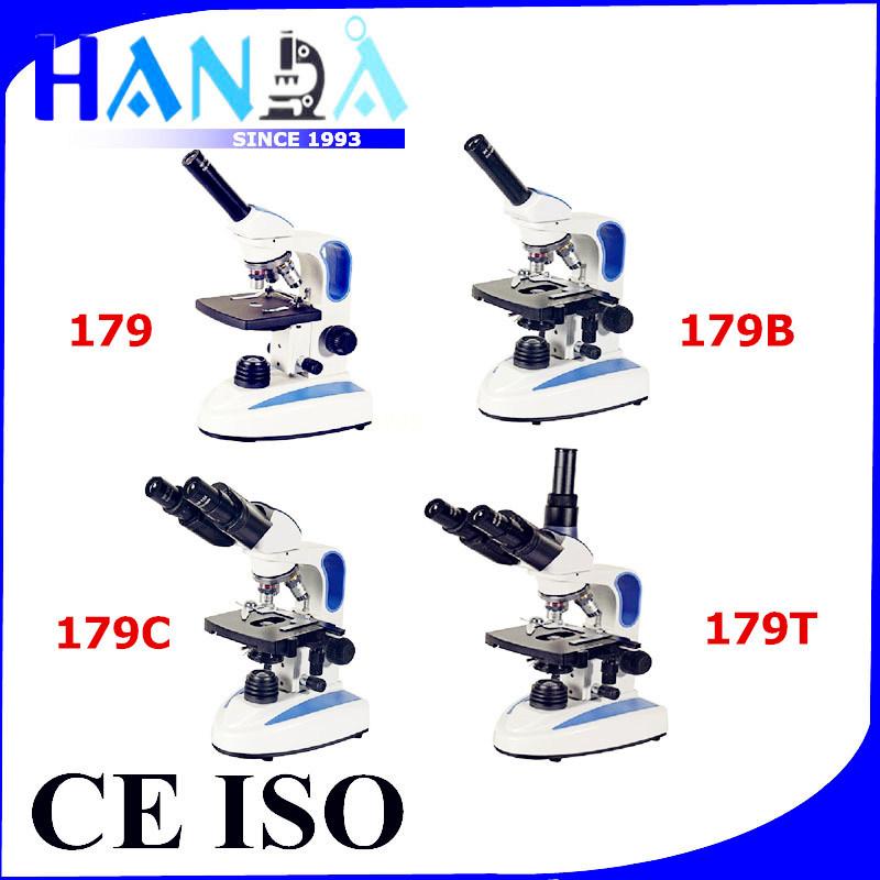2018 Hot Sale Student Microscope Biological Compound Microscope