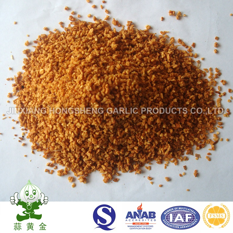 High Quality 2015 Fried Garlic Granules From China