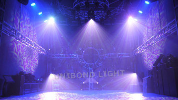 350W 3in1 Beam Spot Moving Head Stage Light