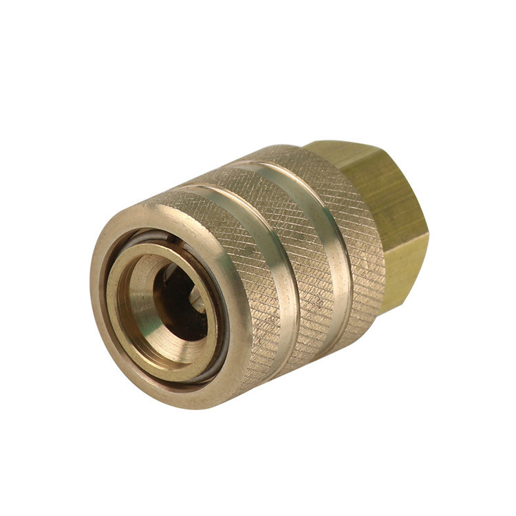 Brass Closed Air Chuck1/4