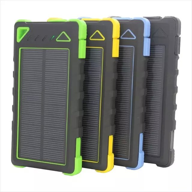 Solar Mobile Phone Power Bank Charger in Best Quality