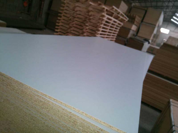 Home Furniture General Use Melamine Chipboard