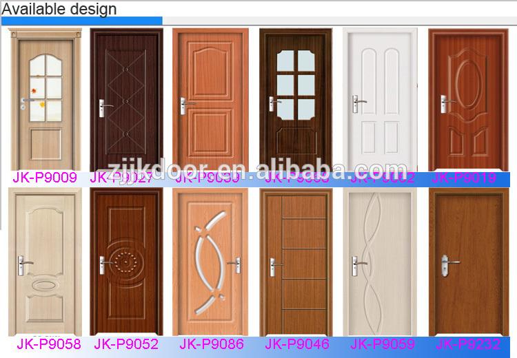 Jk P9236 Pvc Doors Best Price Veneer Door Skin Kerala Pvc Door China Manufacturer