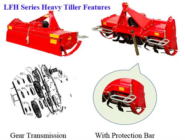 High Quality Farm Cultivator Tiller Mulching Machine Best Price