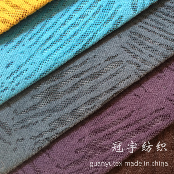 Compound Corduroy Polyester and Nylon Bonded Fabric