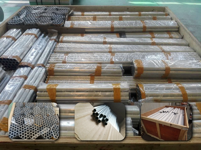 6063 6061 Aluminum Square Tube in Aluminum Stock