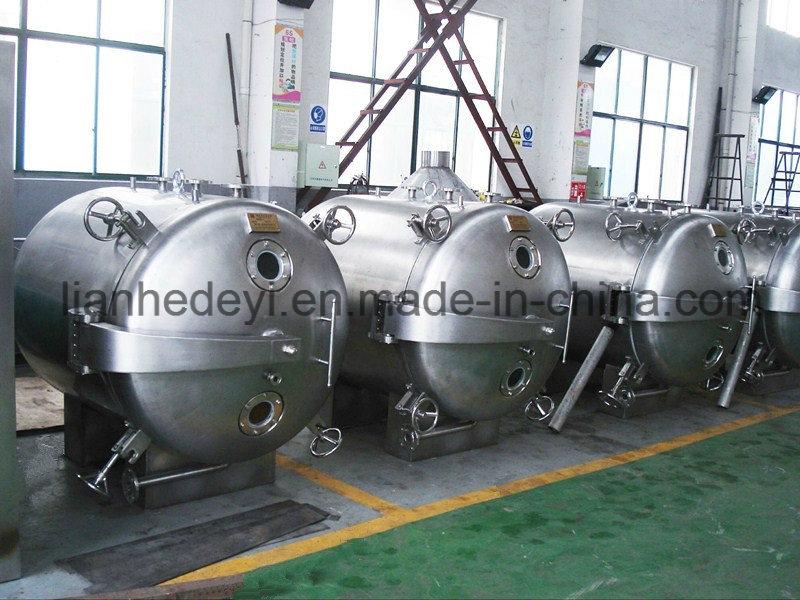 Yzg-1400 industrial Round Vacuum Drying Machine