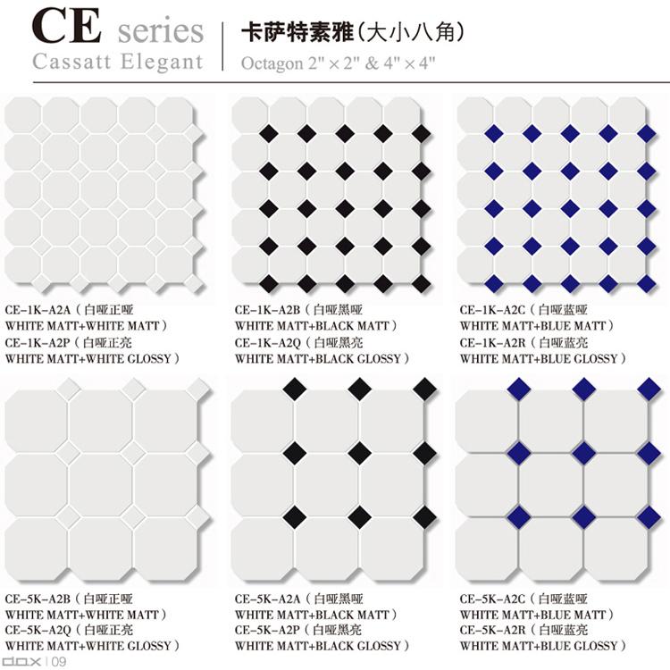 Ceramic Mosaic Ikea Style