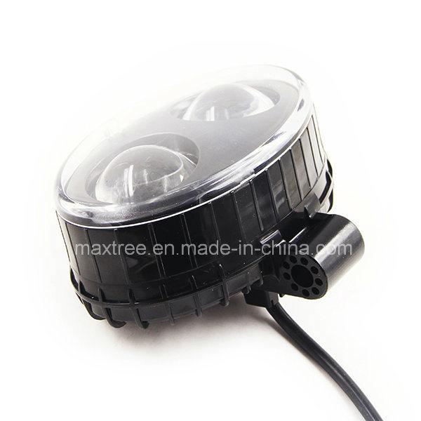 45W Spot Wide Beam Motor Parts Offroad Waterproof Warning Light
