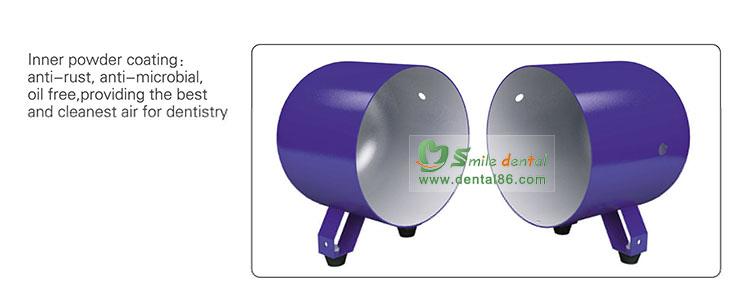 Dynair Da5001 Silent Oil Free Air Compressor