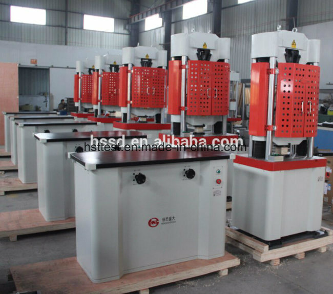 China Supplier Mechanical Universal Testing Equipment for Metal Steel Materials